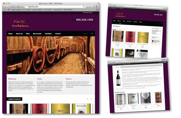 Oakville website design agency